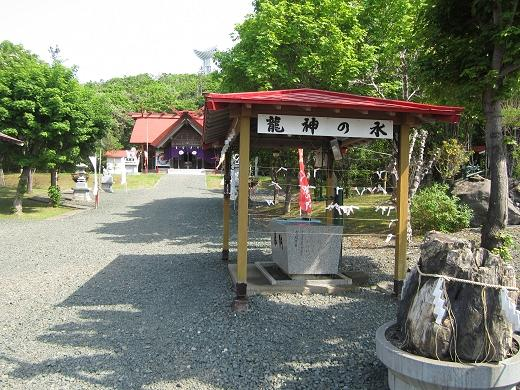 常呂神社 2018年6月14日