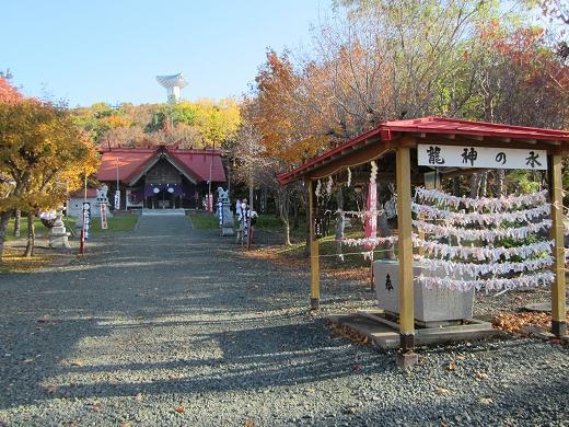 常呂神社 2018年10月26日