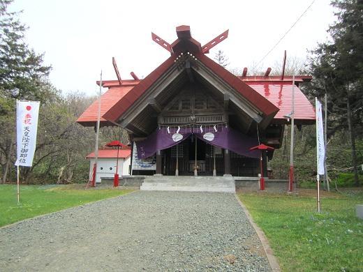 令和元年 5月連休の常呂神社 2019年5月7日