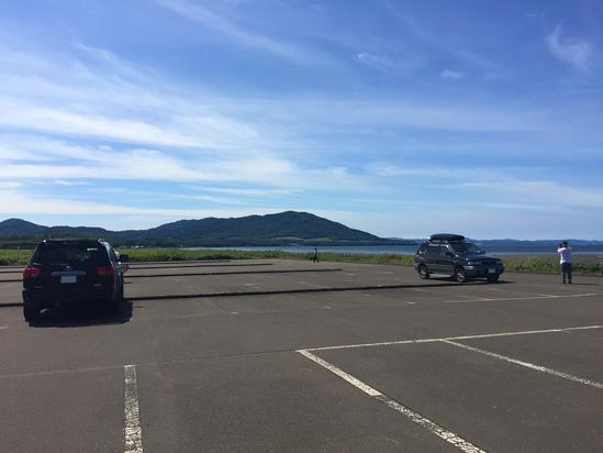 キムアネップ岬駐車場
